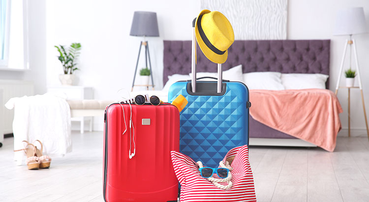 Leukste kofferlabels