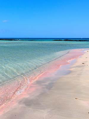 Mooiste stranden Kreta: Elafonissi