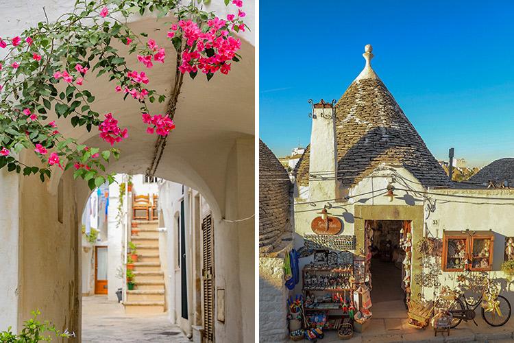 Puglia ontdekken per huurauto