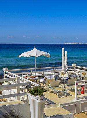 Redenen vakantie Puglia: kust