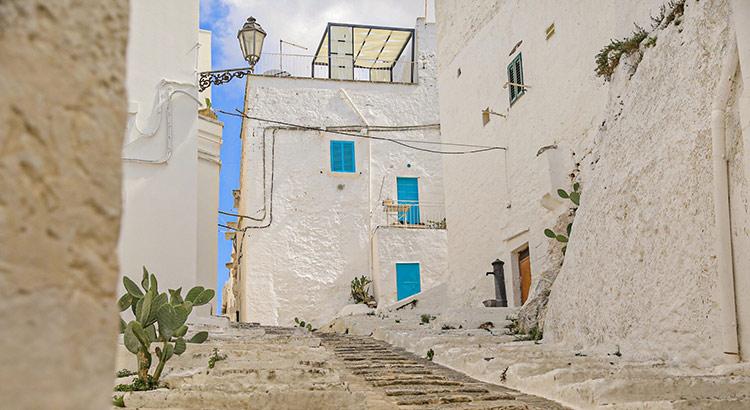 Redenen Puglia