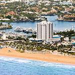 Het Venetië van, DoubleTree by Hilton Bahia Mar Fort Lauderdale Beach