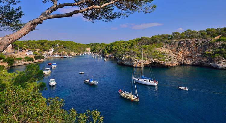 Badplaatsen Mallorca