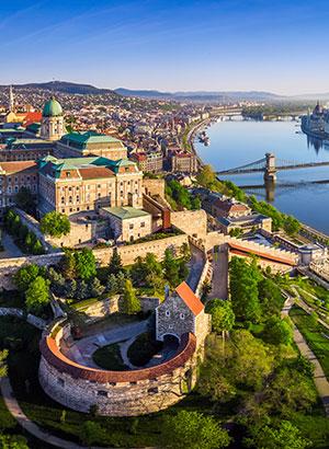 Betaalbare bestemmingen 2020: Boedapest
