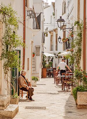Doen in Alberobello, Puglia: omgeving ontdekken