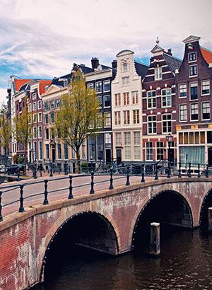 Het Venetië van, Amsterdam