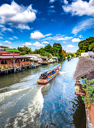 Het Venetië van, Bangkok