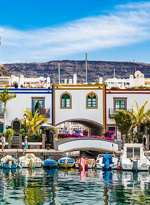 Doen op Gran Canaria: Puerto de Mógan
