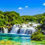 Krka Nationaal Park; wonderschone natuur in Kroatië