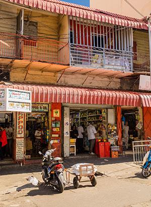 Local tours Port Louis, Mauritius