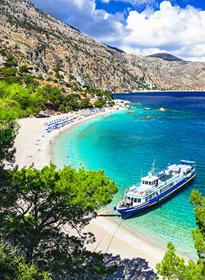 Mooiste stranden Griekenland, Apella Beach, Karpathos