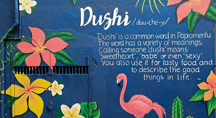 Street art Curaçao