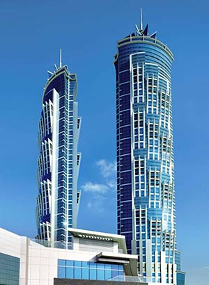 vakantie Dubai tips: hotels