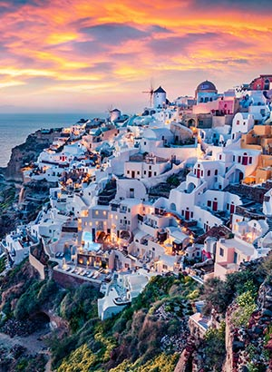 Mooiste vakantiebestemmingen Griekenland: Oia, Santorini