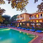 Alles over Ischia, Italië, Hotel Cleopatra Ischia
