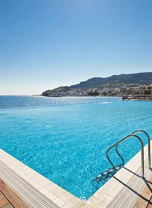 Vijfsterren hotels Griekenland: Alimounda Mare
