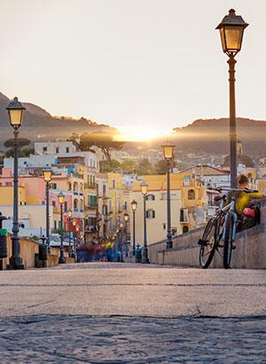 Alles over Ischia, stad