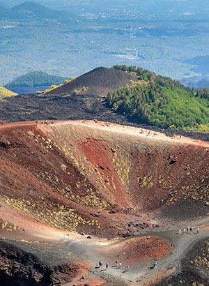 Bezienswaardigheden Sicilië: Etna