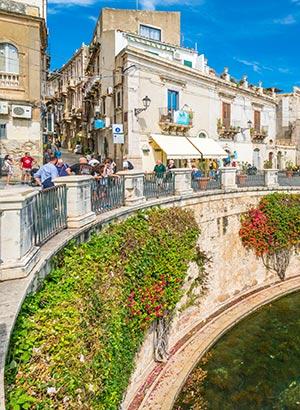 Bezienswaardigheden Sicilië: Syracuse