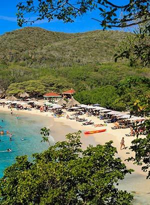 Wat te doen op Curaçao: stranden