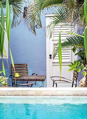 Gids hotels Curaçao: kleinschalig