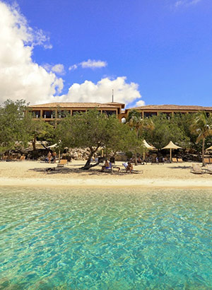 Gids hotels Curaçao: Santa Barbara