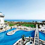 Badplaatsen Turkse Rivièra, Side: Seaden Sea Planet Resort & Spa