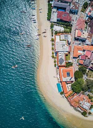 Mooiste stranden Zanzibar: Stone Town