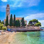 Populaire eilanden Kroatië