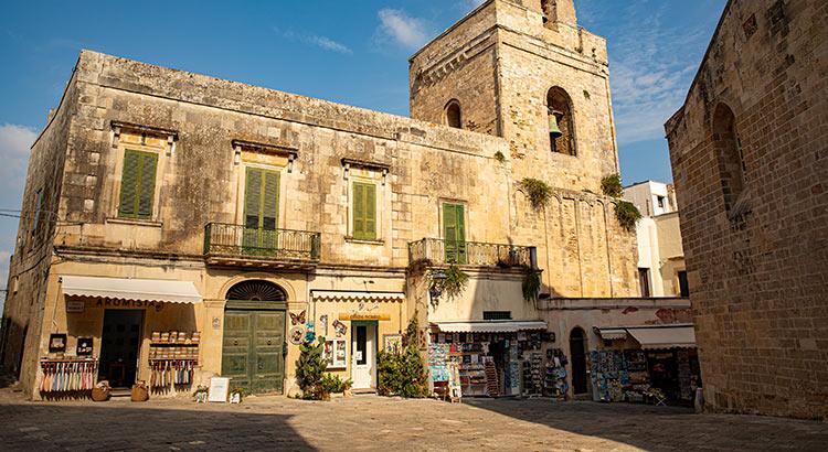 Vakantie Otranto, Puglia