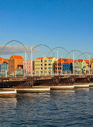 Weetjes Curaçao, pontjesbrug