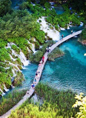 Weetjes Kroatië: Plitvice