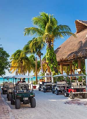 Blue Monday bestemmingen: Mexico