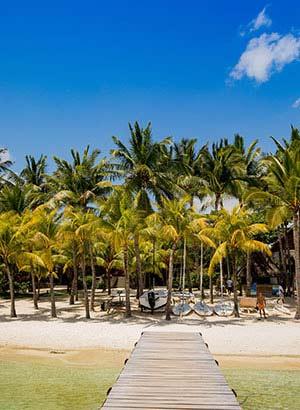 Blue Monday bestemmingen: Mauritius