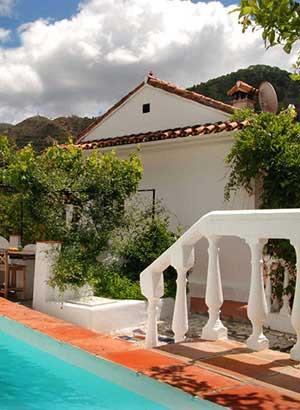 Boutique hotels Spanje: vasteland