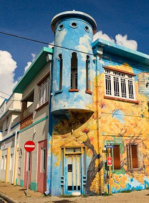 Doen Willemstad, Curaçao: street art
