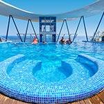 redenen vakantie Bulgarije: Nessebar, Sol Marina Palace Hotel