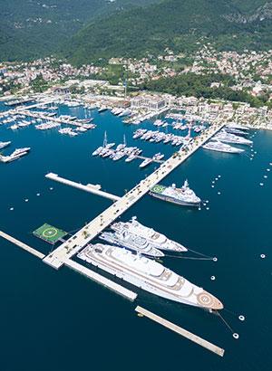 Tivat, Porto Montenegro