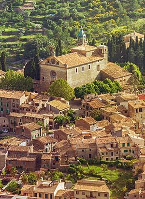 Valldemossa Mallorca: klooster