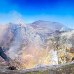 Vulkaan Etna op Sicilië bezoeken