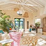 Mooiste stranden Aruba: Palm Beach, Boardwalk Boutiqe Hotel