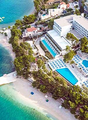 Familiehotels Kroatië, Bluesun Hotel Berulia