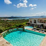 Hotel Petra Bianca, Sardinië
