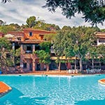 Hotel Sigillum Cala Moresca At Arbatax Park, Sardinië