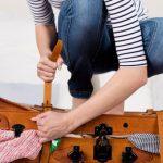 Koffer inpakken: tips