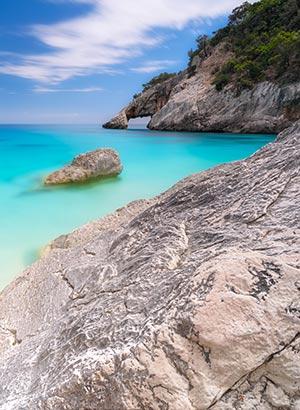 Mooiste stranden Sardinië: Cala Goloritzé