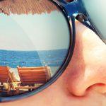redenen zonnebrillen vakantie