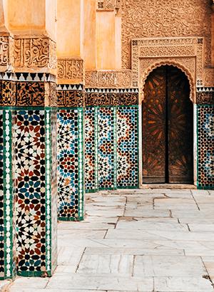 Reisgids Marrakech - Bahiapaleis
