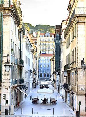 Stedentrip Lissabon tips - wijken