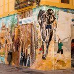 Street art Valencia, El Carmen